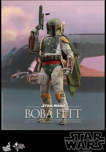 Star Wars Episode VI: Boba Fett Sixth Scale Figure