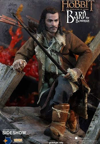 The Hobbit: Bard the Bowman Sixth Scale Figure