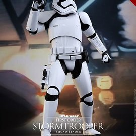 Star Wars Episode VII MMS Action Figure 1/6 First Order Stormtrooper Squad Leader Exclusive 30 cm