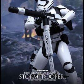 Star Wars The Force Awakens: First Order Heavy Gunner Stormtrooper 1:6 scale figure