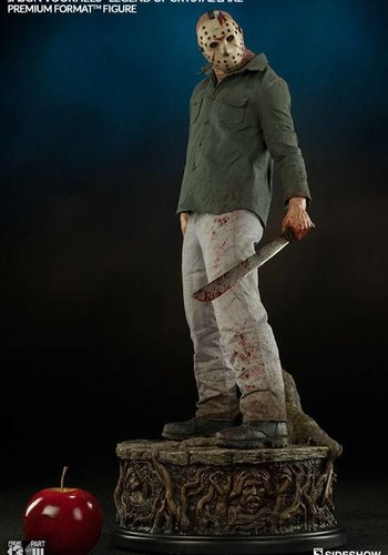Sideshow Friday the 13th Premium Format Figure 1/4 Jason Voorhees Legend of Crystal Lake 57 cm