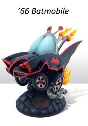 Batman: 1966 Batmobile Statue