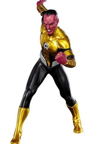 Dc Comics: Sinestro New 52 Artfx+ Statue