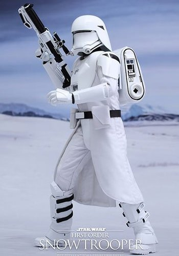 Star Wars - Episode VII: First Order Snowtrooper 1:6 figure
