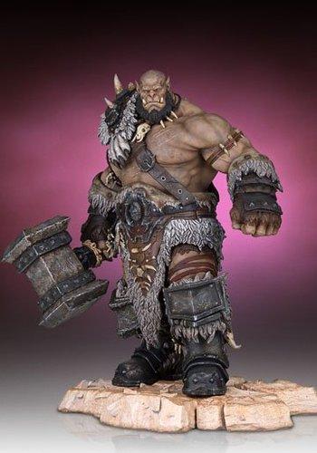 Warcraft The Beginning Statue Ogrim 33 cm