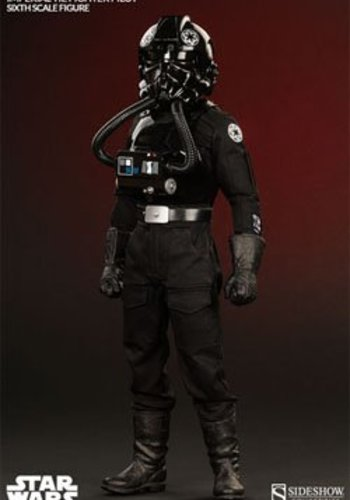 Hottoys Star Wars Action Figure 1/6 Imperial TIE Fighter Pilot 30 cm