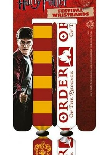 Harry Potter: Gryffindor - Festival Wristband