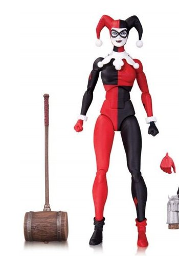 DC Comics Icons: Harley Quinn AF