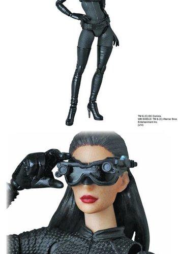Batman The Dark Knight Rises MAF EX Action Figure Catwoman Selina Kyle 15 cm