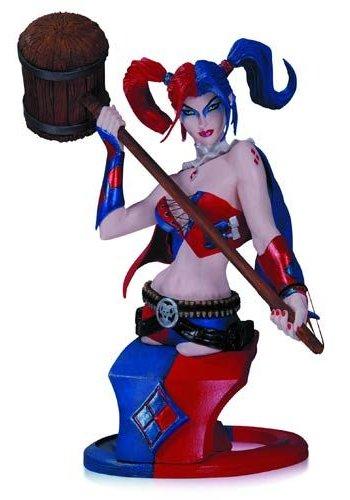 Dc Comics Super Villains: Harley Quinn Bust