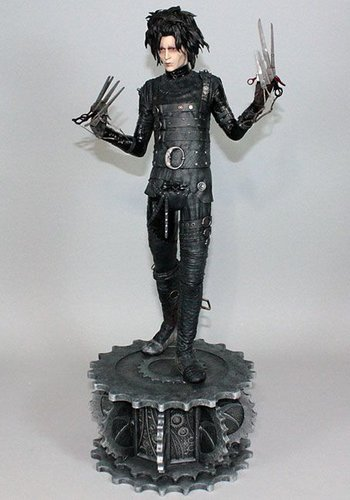 Hollywood Collectibles Edward Scissorhands 1:4 scale Statue