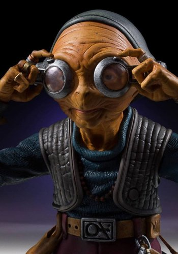 Gentle Giant Star Wars The Force Awakens: Maz Kanata Mini Bust-Gentle Giant