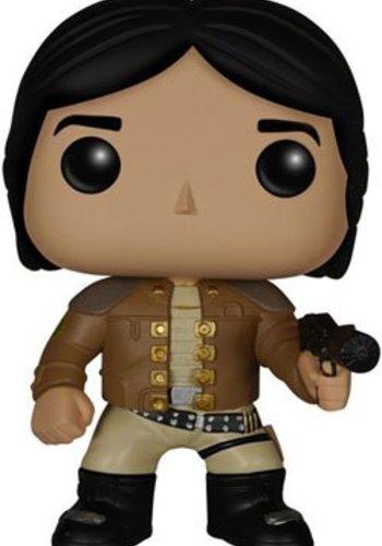 Battlestar Galactica POP!  Capt. Apollo