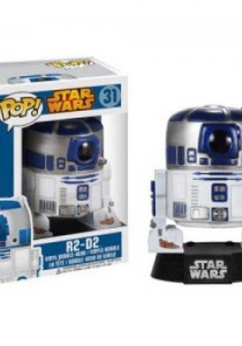 Funko POP! Star Wars R2-D2 Vinyl Figure 10cm
