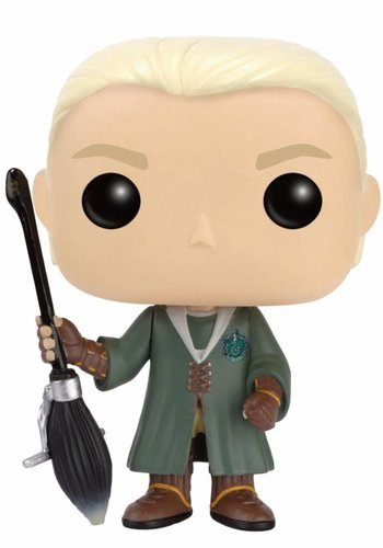 Pop! Movies: Harry Potter - Quidditch Draco Malfoy LE