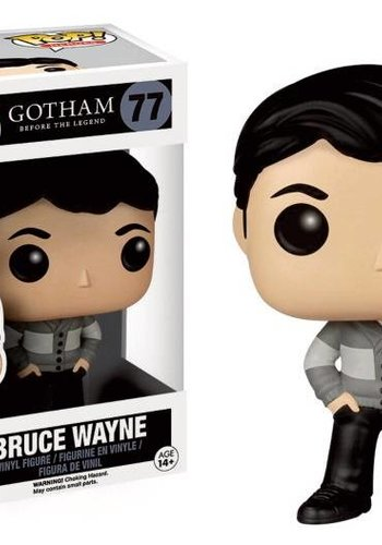 Pop TV: Gotham - Bruce Wayne