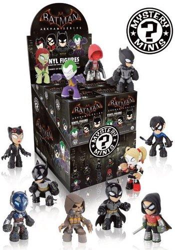 Mystery Minis: Arkham Batman Series 1