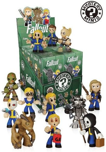 Mystery Mini: Fallout Variant Mix LE price for one blindbox