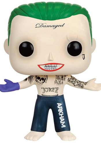 Pop! DC: Suicide Squad - The Joker