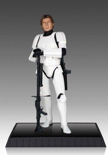 Star Wars Deluxe Statue 1/6 Han Solo Stormtrooper 32 cm Gentle Giant