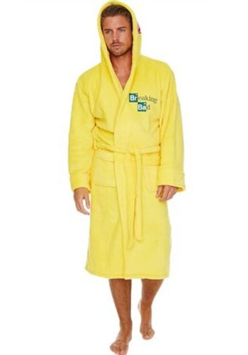 Breaking Bad Cook Suit Adult Mens One Size Bathrobe