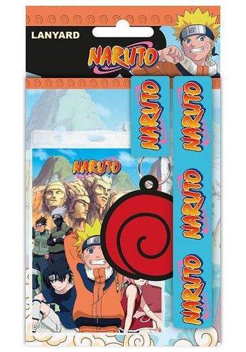 Anime Naruto - Lanyard