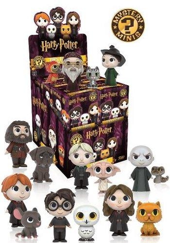 Mystery Mini: Harry Potter Series 1 price for one blindbox