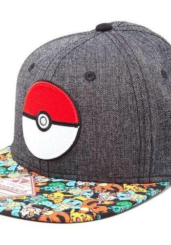 Pokemon - Poke Ball Snapback