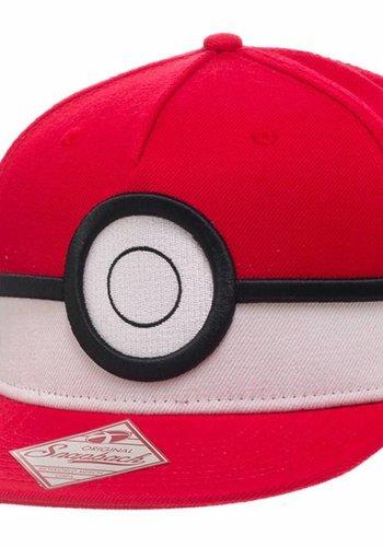 Pokemon - 3D Poke ball Snapback