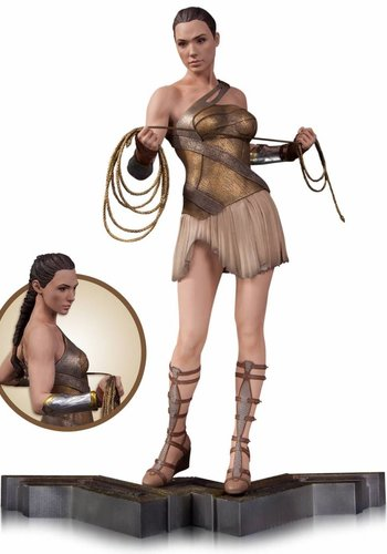 Diamond Direct Wonder Woman Movie: Wonder Woman Training outfit Statue