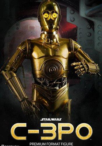 Sideshow Star Wars: C-3PO Premium Format Statue