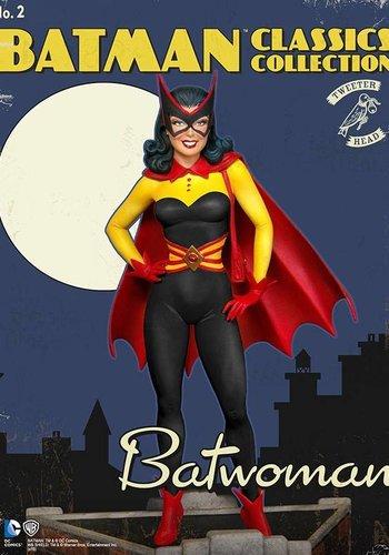 Tweeterhead DC Comics: Classic Batwoman Kathy Kane Maquette