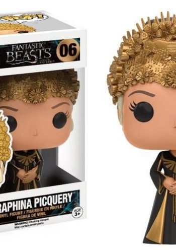 FANTASTIC BEASTS - Bobble Head POP N(deg) 06 - Saraphina Picquery