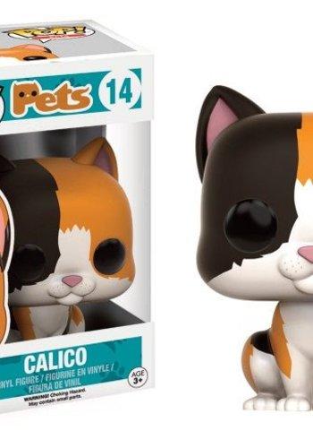 Pop! Pets: Cats - Calico
