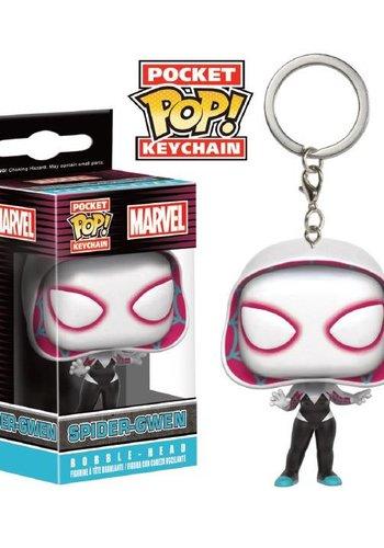 Pocket pop keychain: Marvel-Spider gwen