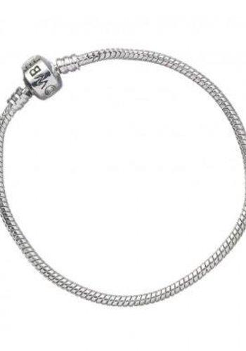 HARRY POTTER - Silver Charm Bracelet - 20cm L