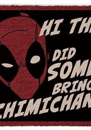 Marvel Deadpool - Doormat