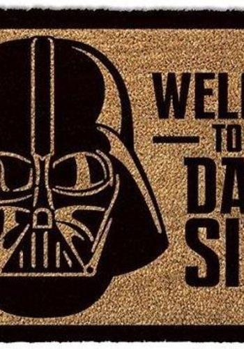 Star Wars Welcome To The Darkside - Deurmat