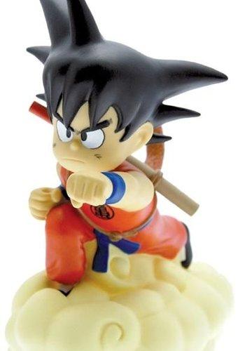 DRAGON BALL - Tirelire - Son Goku Sur Son Nuage - 21cm