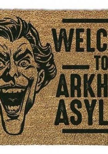 The Joker Welcome To Arkham - Deurmat