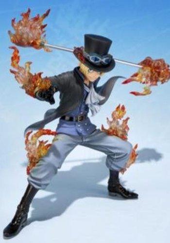 ONE PIECE - Zero Sabo 5th Anniversary Figuarts (Bandai)