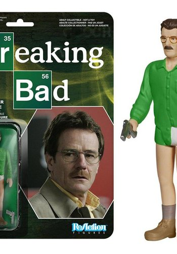 Breaking Bad Walter White Action Figure