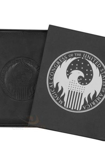 FANTASTIC BEASTS - Passeport Cover - Magical Congress of the USA