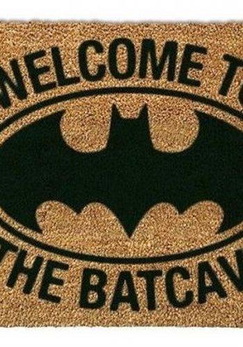 Batman Welcome To The Batcave - Doormat