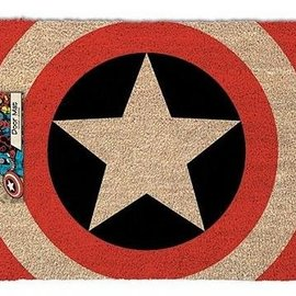 Hole In The Wall Captain America Shield - Deurmat