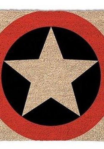 Captain America Shield - Deurmat