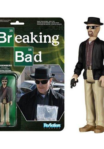 Reaction: Breaking Bad - Heisenberg AF