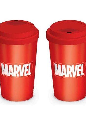 Marvel Logo - Travelmug