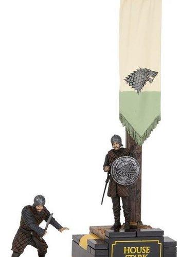 Game Of Thrones - building set - Pack banner stark