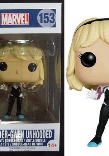Marvel - Pop! - Spider-Gwen Unhooded